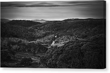 A Nomadic Way Canvas Print by Mark Lucey
