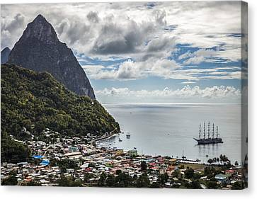 A Place Of Harmony Canvas Print by Jon Glaser