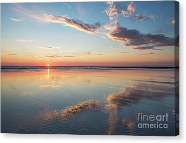 A Place Of Reflection Canvas Print by Tim Gainey