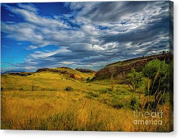 A Place To Hike Canvas Print by Jon Burch Photography