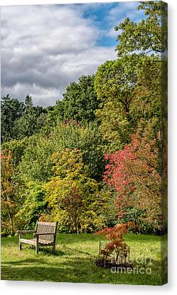 A Place To Rest Canvas Print by Adrian Evans