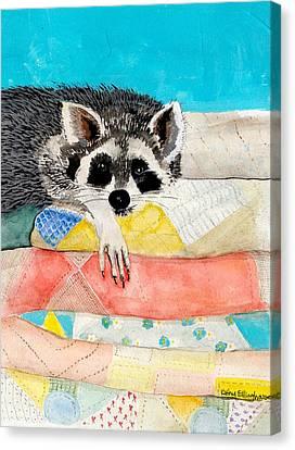 A Place To Sleep Canvas Print