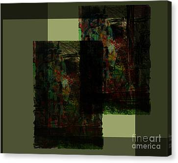 A Place Where We Talk Canvas Print by James Thomas