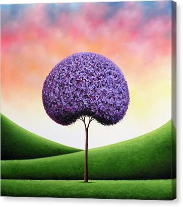 A Promise To Hold Canvas Print by Rachel Bingaman