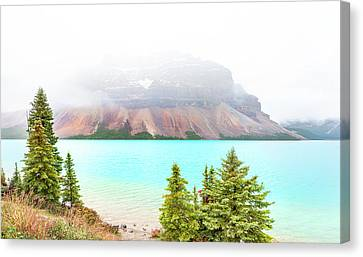 Canvas Print featuring the photograph A Quiet Place by John Poon