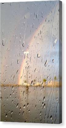 A Rainbow In My World #2 Canvas Print
