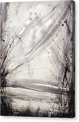 A Random Path Canvas Print by Keran Sunaski Gilmore