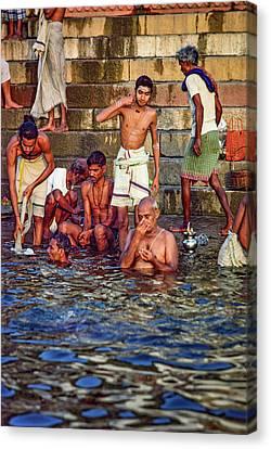 Moksha Canvas Print - A Sacred Place 2 by Steve Harrington