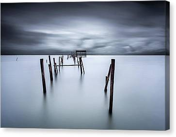 A Test Of Time Canvas Print by Jorge Maia