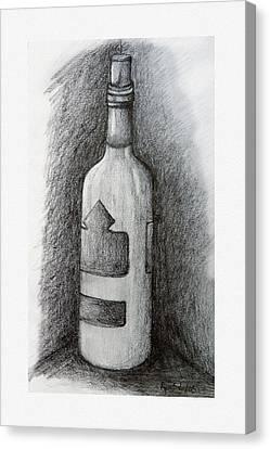 A Very Good Year Canvas Print by Ryan Salo