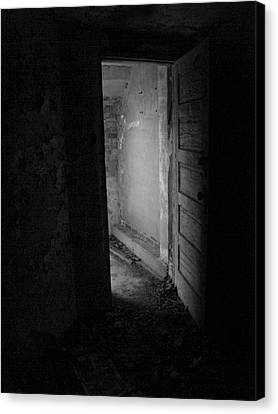 A Way Out Canvas Print