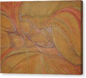 Abalone Canvas Print by Caroline Czelatko
