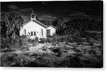 Canvas Print featuring the photograph Abandon by Marvin Spates