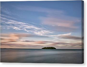 Canvas Print featuring the photograph Abandoned Key by Jon Glaser
