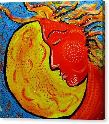 Abellona Canvas Print