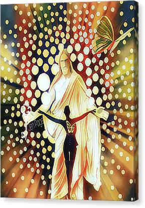 Abide Canvas Print