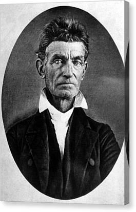 Abolitionist John Brown Canvas Print