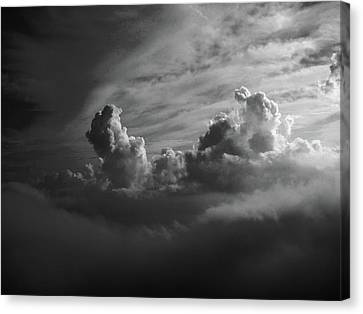 Above Earth 4 Canvas Print
