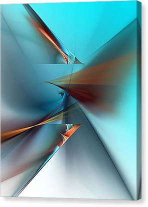 Abstract 040411 Canvas Print