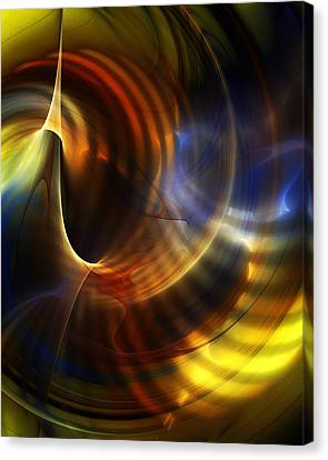 Abstract 040511 Canvas Print