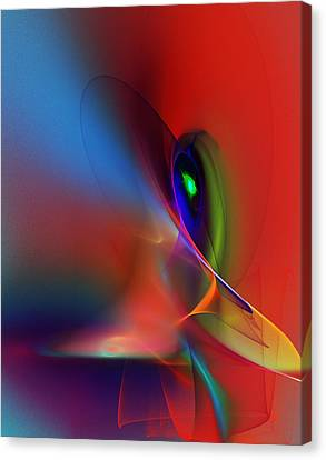 Abstract 042612a Canvas Print by David Lane
