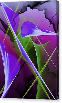 Abstract 0518-03 Canvas Print