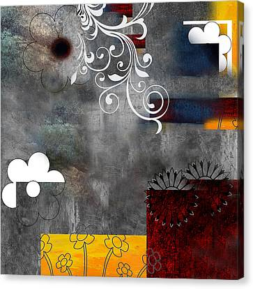 Abstract 10 Canvas Print by Art Spectrum