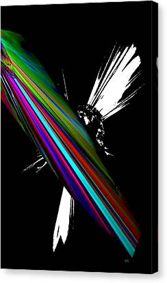 Abstract 1001 Canvas Print by Gerlinde Keating - Galleria GK Keating Associates Inc