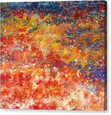 Abstract 2. Canvas Print
