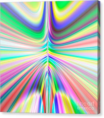 Abstract 701 Canvas Print by Rolf Bertram