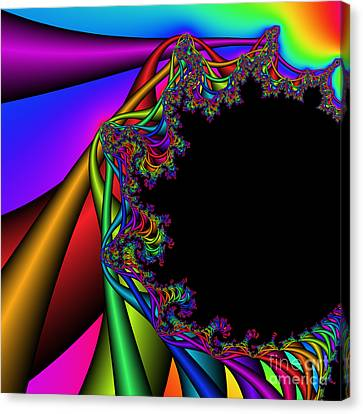 Abstract 74 Canvas Print by Rolf Bertram