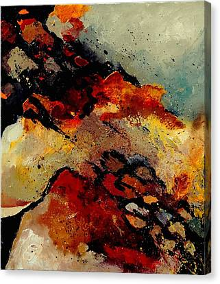 Abstract 780707 Canvas Print by Pol Ledent
