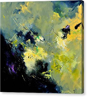 Abstract 8821603 Canvas Print by Pol Ledent