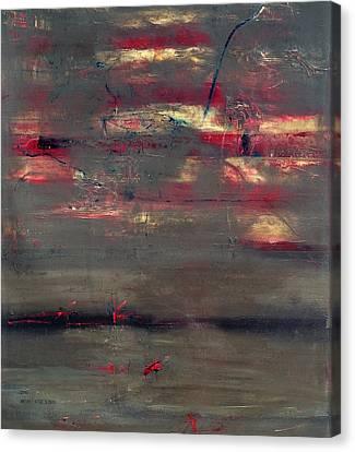 Abstract America   Canvas Print by Antonio Ortiz