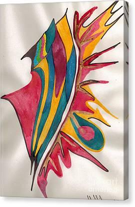 Abstract Art 102 Canvas Print
