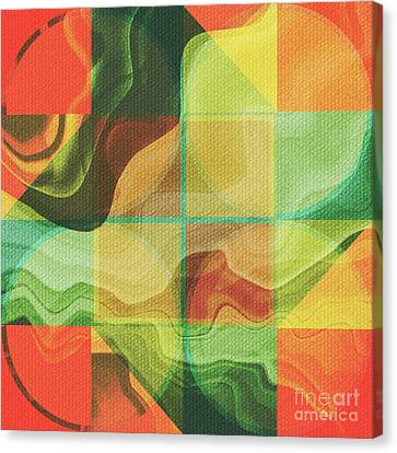 Abstract Artwork Canvas Print