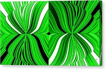 Canvas Print - Abstract Fusion 280 by Will Borden