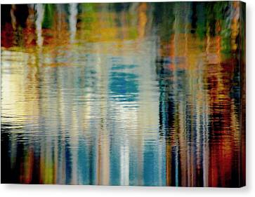 Abstract  Canvas Print by Gillis Cone