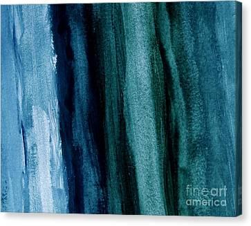 Abstract Hues Canvas Print by Marsha Heiken