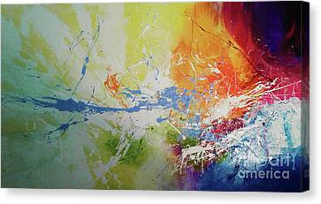 Abstract I Canvas Print by Picture Expert