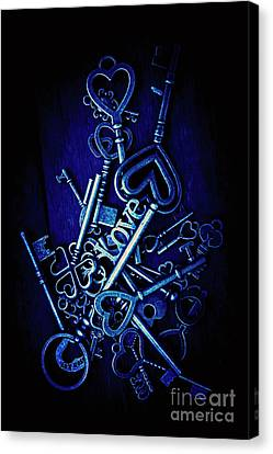 Abstract Love Canvas Print by Jorgo Photography - Wall Art Gallery