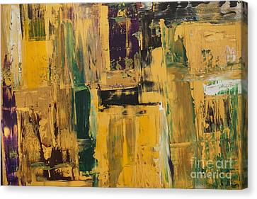 Abstract Mix Canvas Print by Jimmy Clark