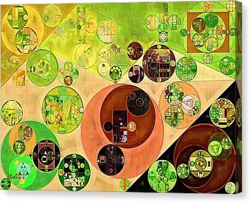 Abstract Painting - Chenin Canvas Print by Vitaliy Gladkiy