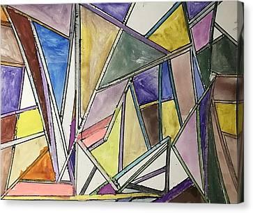 Abstract Reasoning Canvas Print