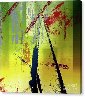 Abstract Thoughts Canvas Print