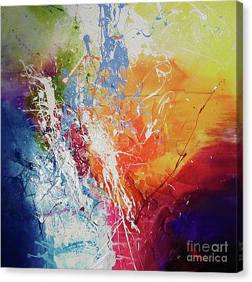 Abstract V Canvas Print by Picture Expert