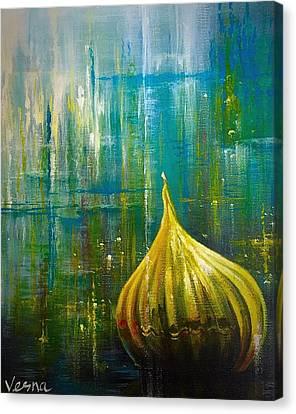 Abstract  Canvas Print by Vesna Delevska