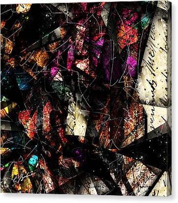 Abstracta_16 Tapestry Canvas Print