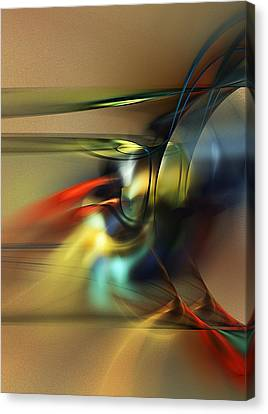 Abstraction 022023 Canvas Print