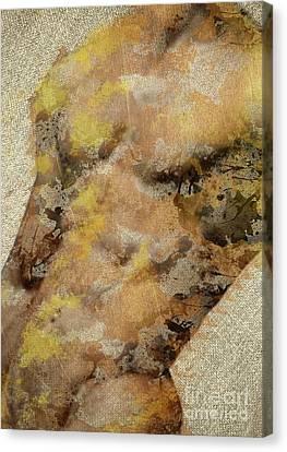 Abstractiv Body 1 Canvas Print